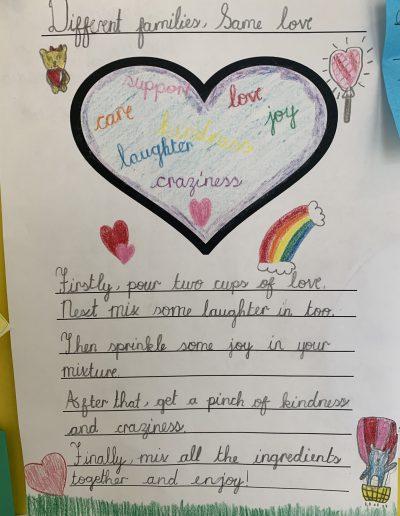 different families poem
